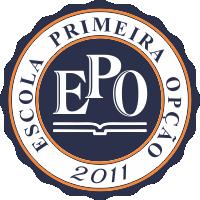 Logotipo Escola Primeira Opção - Embu das Artes